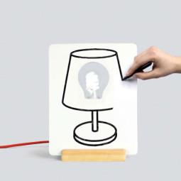 DRAW-LAMP-Lampada-in-ceramica-da-personalizzare-By SuckUk-1