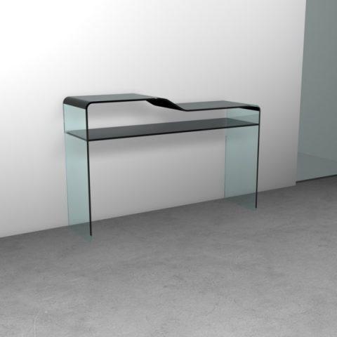 Consolle-Two-Step:02-in-cristallo-curvato-1