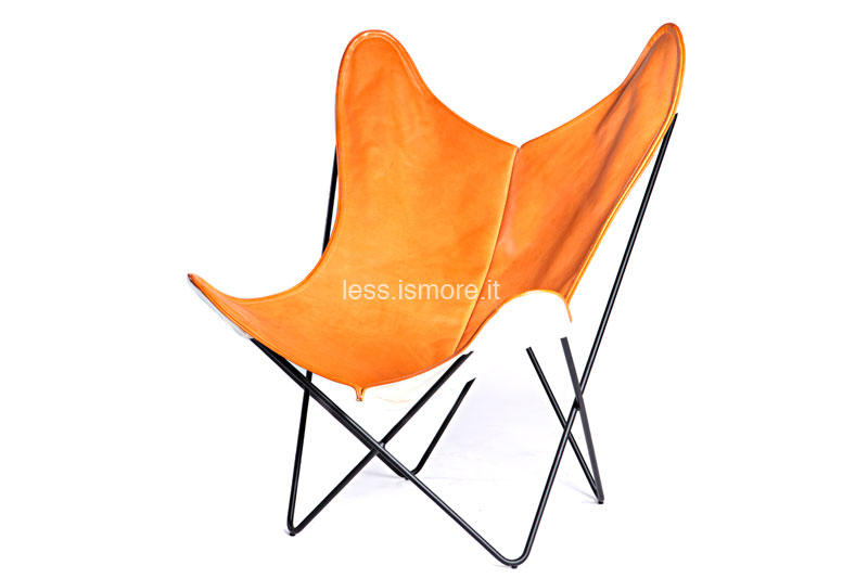 Butterfly chair 1938 less is more for Poltrona butterfly