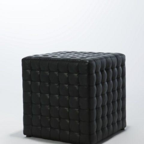 pouff-black