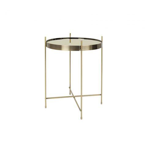 Dutch design - Tavolino Cupid gold | Promo Zuiver