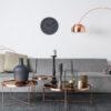 Dutch design - Tavolino Cupid XXL rame | Promo Zuiver